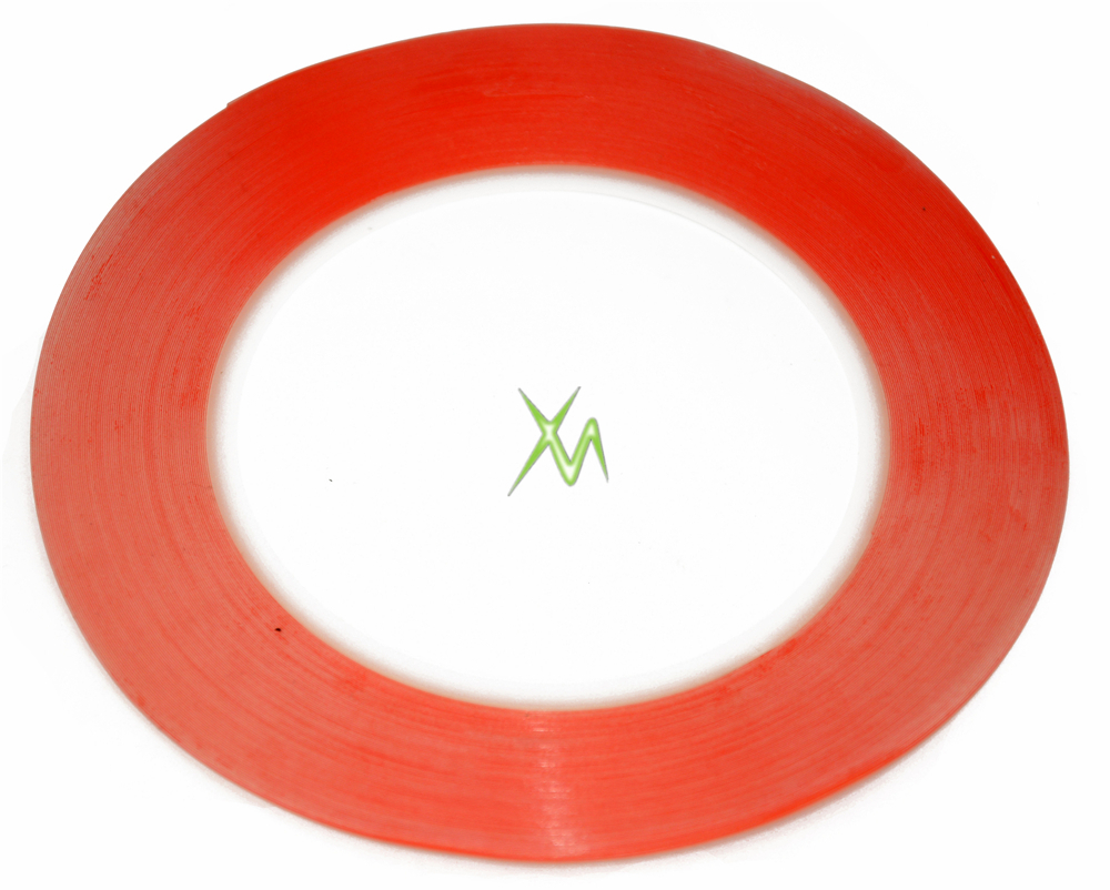 new red 3M 2mm X 25M Scotch red 3M Double Sided Tape for Ipad 1 Ipad 2 Ipad 3 ipad 4 mobile repair fix free shipping(China (Mainland))