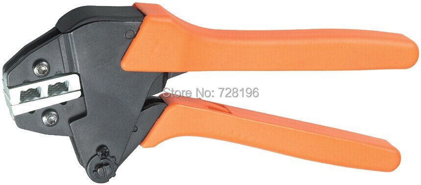 Free Shipping High Quality VH2-50R Insulated and Non-insulated Ferrules Ratchet Crimping Pliers  Wire Crimpers Crimping Tool