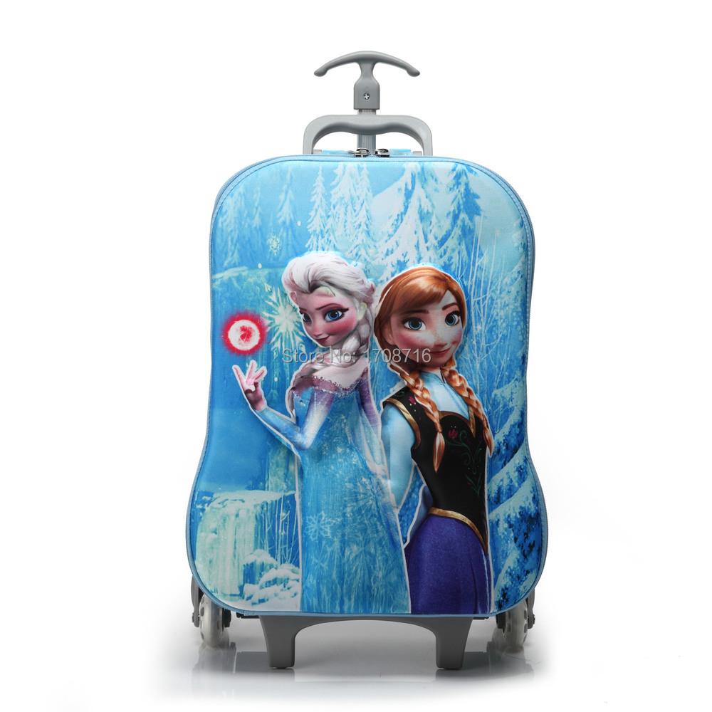 Wheeled Backpack Kids