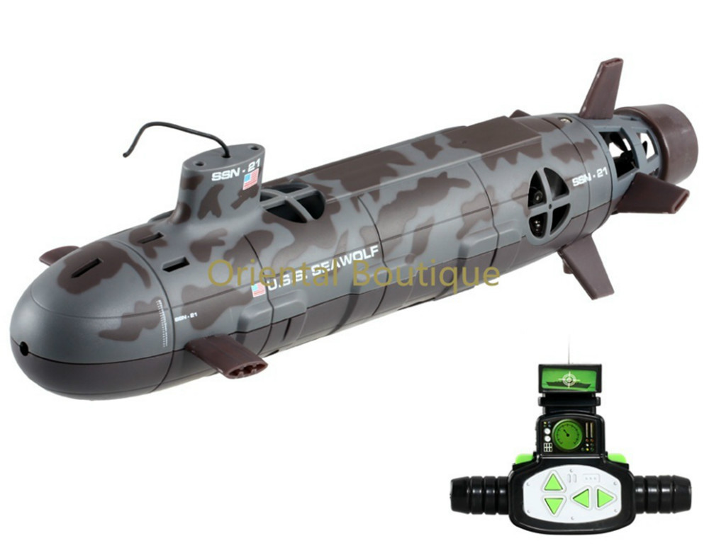 13000 Seawolf 6-Channel 35cm RC Nuclear Submarine Remote Control Submarine Toy(China (Mainland))