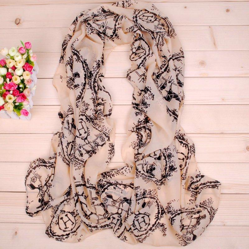 New 2014 Fashion Brand Women Scarf Lady Summer Wrap Spring Scarves Print Silk shawl Women Horseback Travel Bandana Echarpes