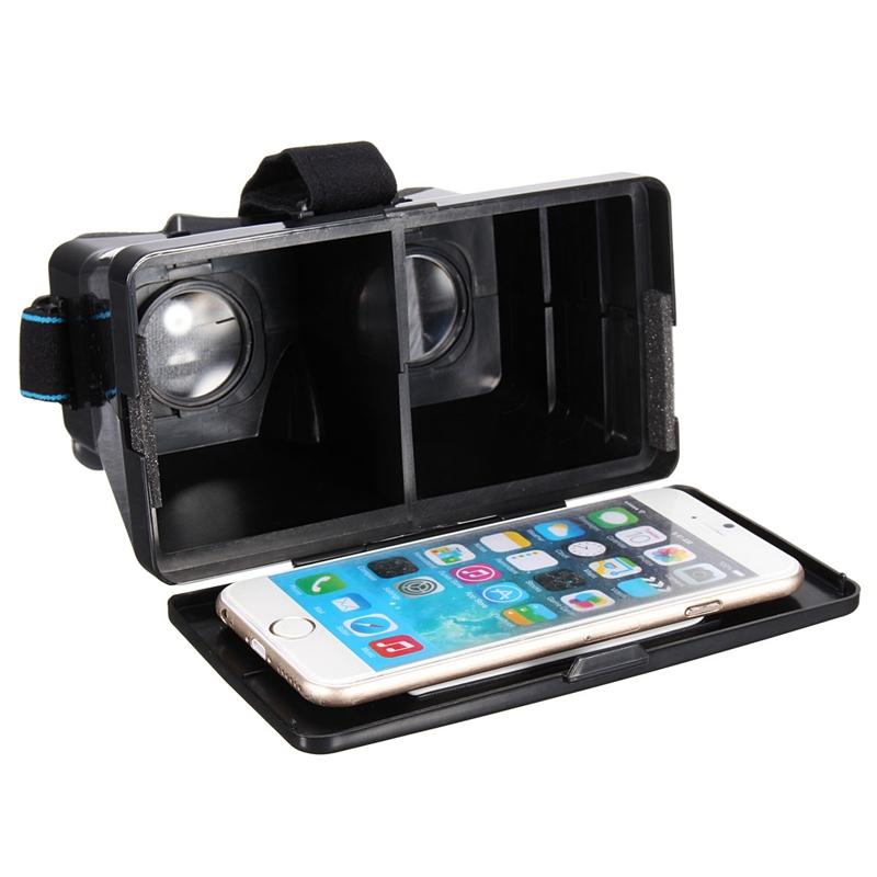Видео очки для смартфона