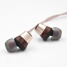 Buy Original HLSX BK50 Ear Earphone BA DD Hybrid Earphone HIFI Earbuds Double Unit Headset for $36.90 in AliExpress store