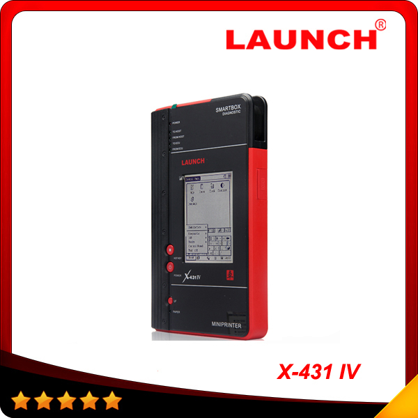2015 New arrived Launch X431 Master IV 100% original update online directly X-431 IV Multi-language Super scanner free shipping(China (Mainland))