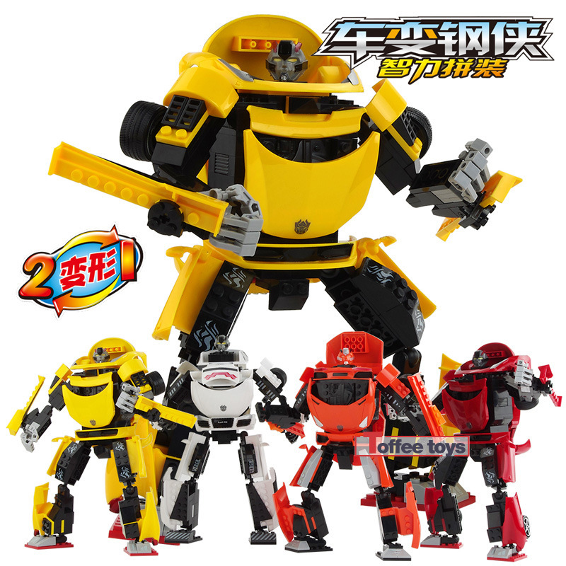 Minifigures Educational Toys Qiao Le Bang Bao Tong Fu Late Deformation Diamondmax Style Assembled Car Models Fight Inserted 3010(China (Mainland))