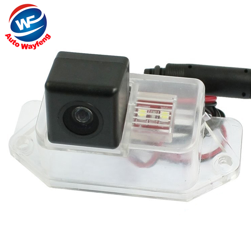 Mitsubishi Lancer Car Camera HD CCD Car Rear View Camera Reverse Parking night vision waterproof Camera Factory Selling(China (Mainland))