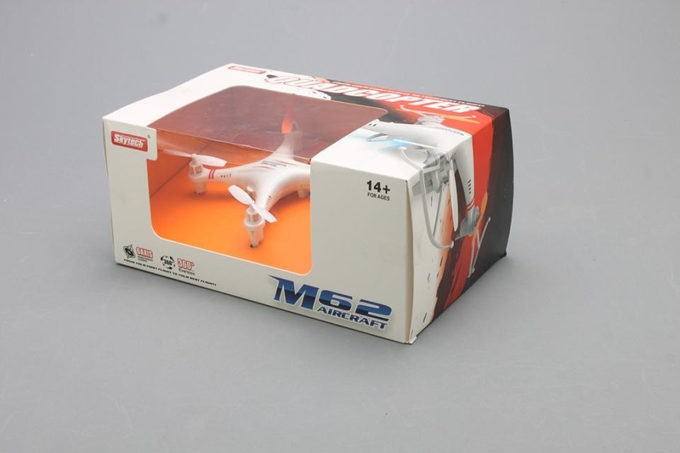 Free Shipping Skytech M62 4-CH 360 Flips 2.4GHz Radio Control RC Quadcopter