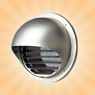 Здесь можно купить  Diameter 100mm pipe ventilator exhaust fan exhaustfan exhaust fan stainless steel outlet  Бытовая техника