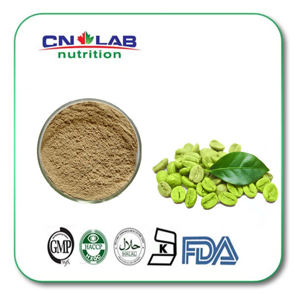 Free shipping New Pure Green Coffee Bean Extract powder 500mg x 300Capsules 65% Chlorogenic Acid<br><br>Aliexpress