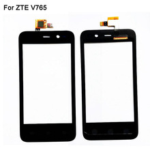 For ZTE V765M Front Touch Screen Digitizer Display Replacement 10 pcs/lot Cell Phone Repair Parts Original Quality Touch Screen