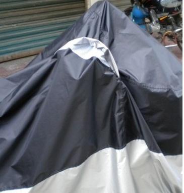 Waterproof Outdoor UV Protector Motorbike Rain Dust Motorcycle Cover XXL(China (Mainland))