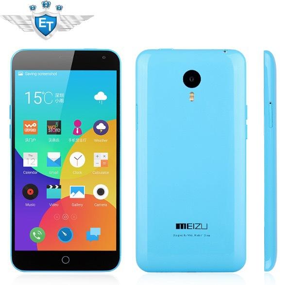 цена Мобильный телефон Meizu M1 Noblue 4G LTE 5.5 MTK6752 1,7 1920 x 1080 2 16GB 13.0mp
