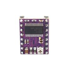 3d printer parts 4pcs lot 3D Printer Stepstick Drv8825 Stepper Motor Driver 4 PCB Board Free
