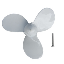 Blade outboard propeller blade propeller rubber boat inflatable boat domestic outboard(China (Mainland))