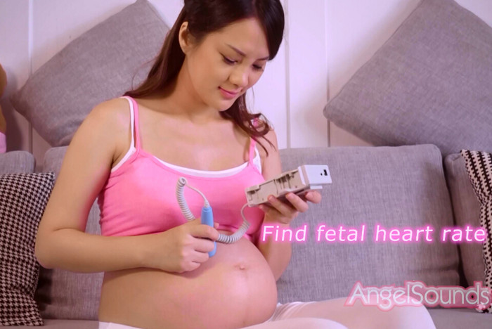 2015 ANGELSOUNDS FETAL DOPPLER 2.5MHZ W/BATTERY, CHARGER, GEL INCLUDED FETAL HEART RATE MONITOR baby Prenatal heartbeat detector<br><br>Aliexpress
