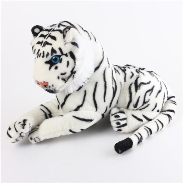 NEW Hot sale cute plush tiger toys lovely stuffed doll Animal pillow Children Kids birthday gift 40cm(China (Mainland))