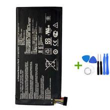 Original C11-ME370TG Battery For Asus Tab Google Nexus 7 Nexus7 2012 Version Bateria 4270mAh Tablet pc Replacement Battery+Tools