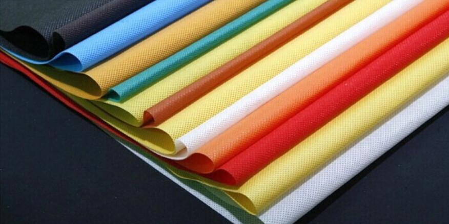 Акция 30 H * 25 см маленький размер черный не тканый упаковочный пакет с 1 цветной non woven material