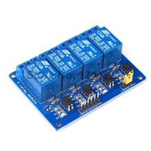 Buy 20PCS 4 Channel 12V Relay Module Relay Expansion Board 12V Low Level Triggered 4-Channel Relay Module Arduino for $52.31 in AliExpress store