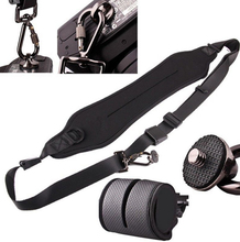 Anti-slip Fast Quick Rapid Shoulder Neck Strap Belt Camera Sling for Nikon Canon Sony Cameras
