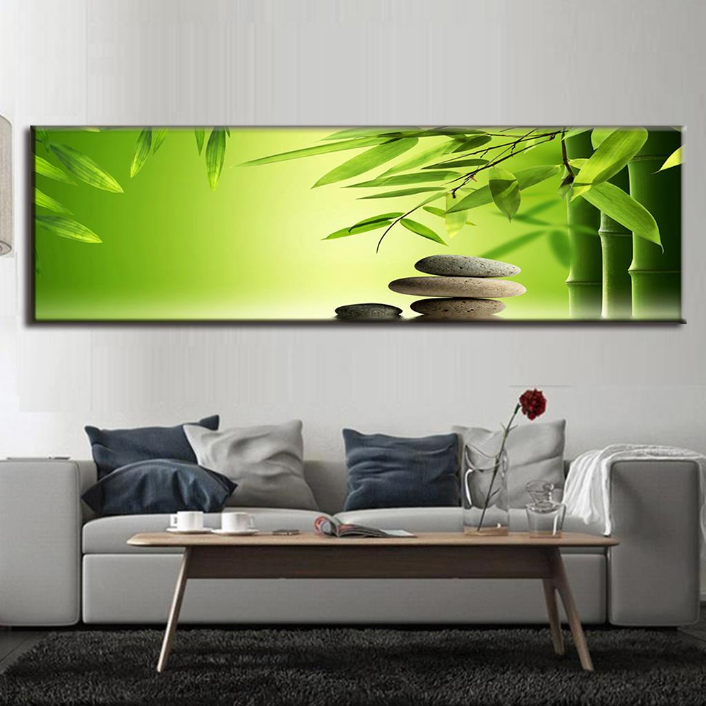 Large Canvas Paintings Still Life Painting Canvas Picture Spring Painting Living Room Wall Art