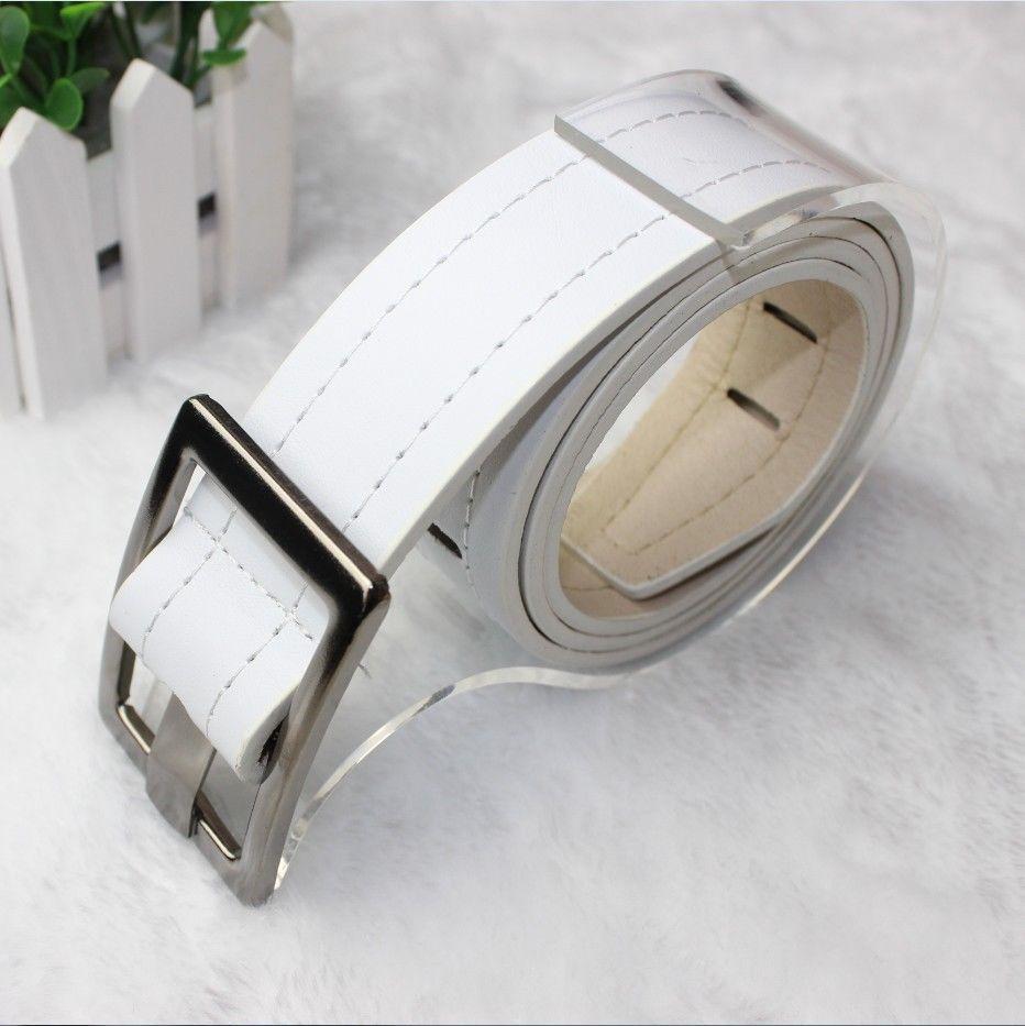 2015 Fanshion Unisex Men s Belt Male men artificial leather male belt casual 3 color Luxury