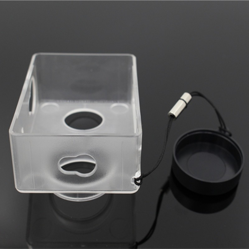 image for Original Ultrathin Xiaomi Yi Case Transparent Protective Case W/ Actio