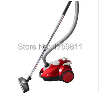 Canister vacuum cleaner with dust bag(China (Mainland))