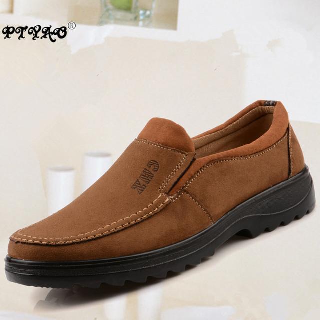 Большой Размер 39-46 мужские Туфли На Платформе Высокого Качества 2016 Синтетический ...