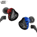 KZ ED12 Custom Style Earphone Detachable Cable In Ear Audio Monitors Noise Isolating HiFi Music Sports