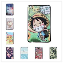 For Huawei T1-A21W Smart Cute Cartoon Rose Floral TPU 3D Painting Case For Huawei Mediapad T1 10 Honor Note Tablet Free Shipping