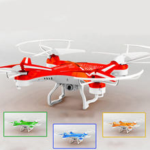 2016 High Quality Attop YD-829C 2.4G 4CH 6Axle RC Quadcopter With 2MP Camera Drone For Children Gift