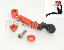 CNC Motorcycle Accessories Fluid Reservoir Brake Clutch Master Cylinder Mount Bracket for KTM RC8 /R 690 990 1290 DUKE SMC