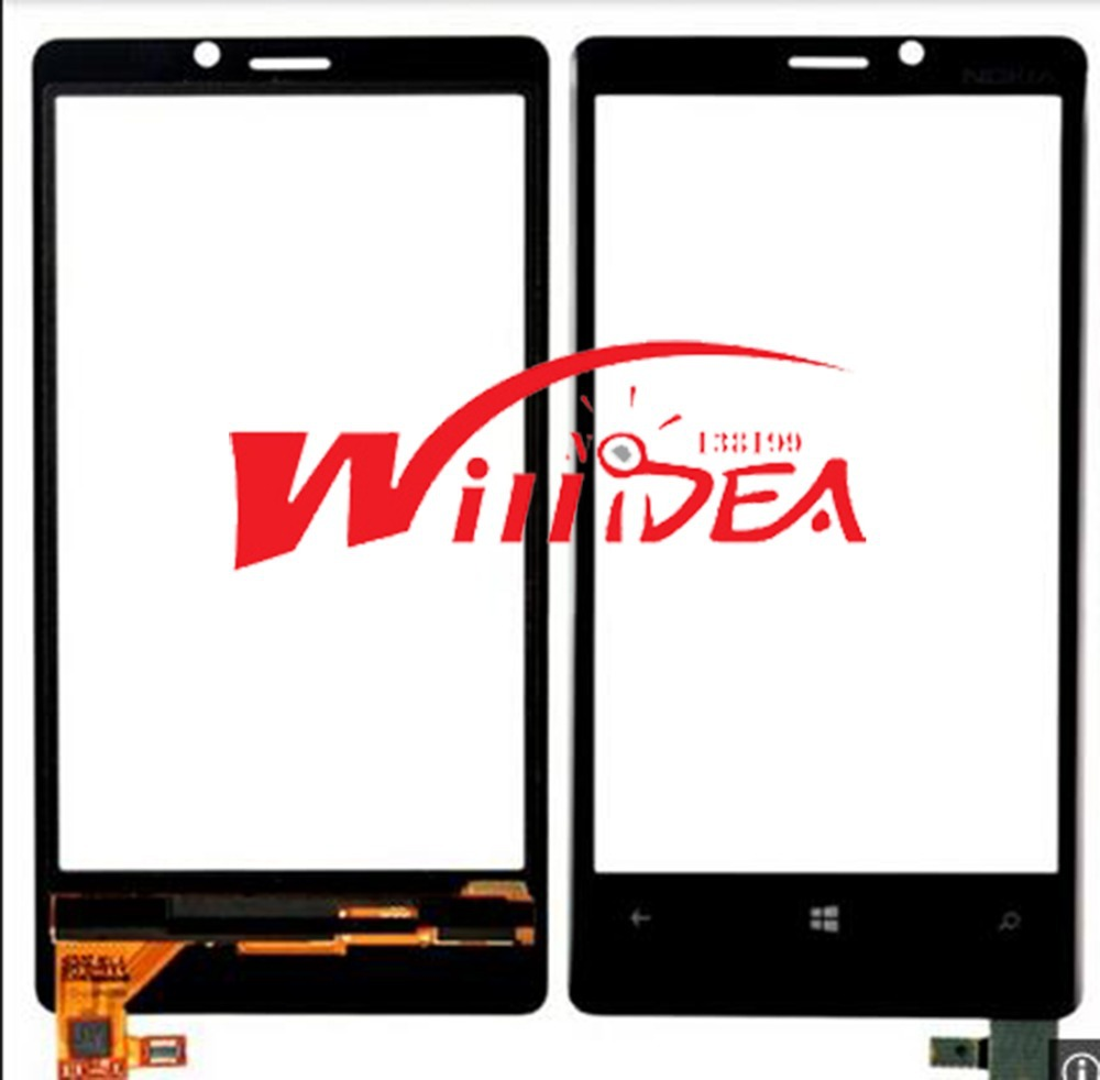 For Nokia Lumia 530 Front Mobile Phone Touch Screen Panel Lcd Touchscreen 920 Display Module Accessories Parts