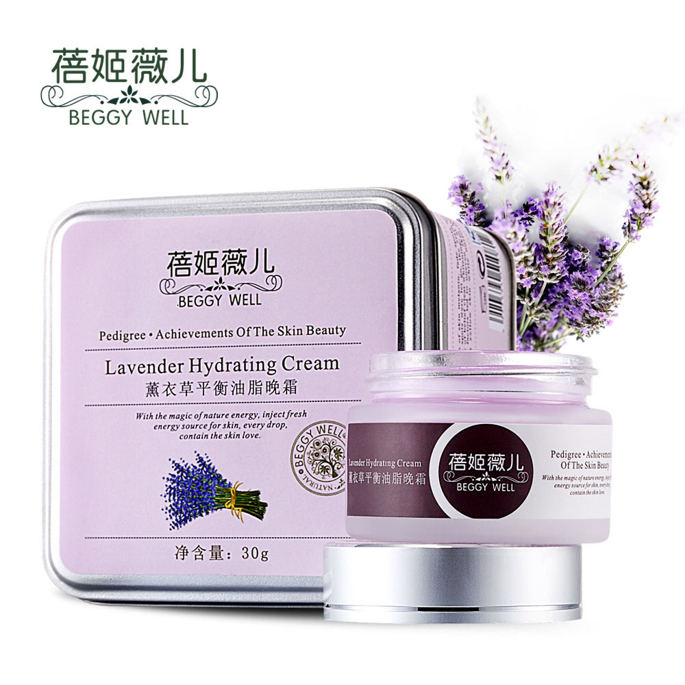 Bei Ji Wei children 30g repair acne acne India lavender oil control shrink pores balance oil Cream(China (Mainland))