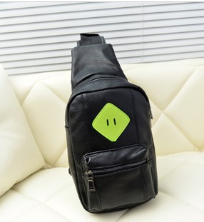 2015 Zipper Letter Direct Selling Real Bolsas Bolsa Handbag Male Chest Pack Neon Color Block Messenger Bag Female Waist Casual <br><br>Aliexpress