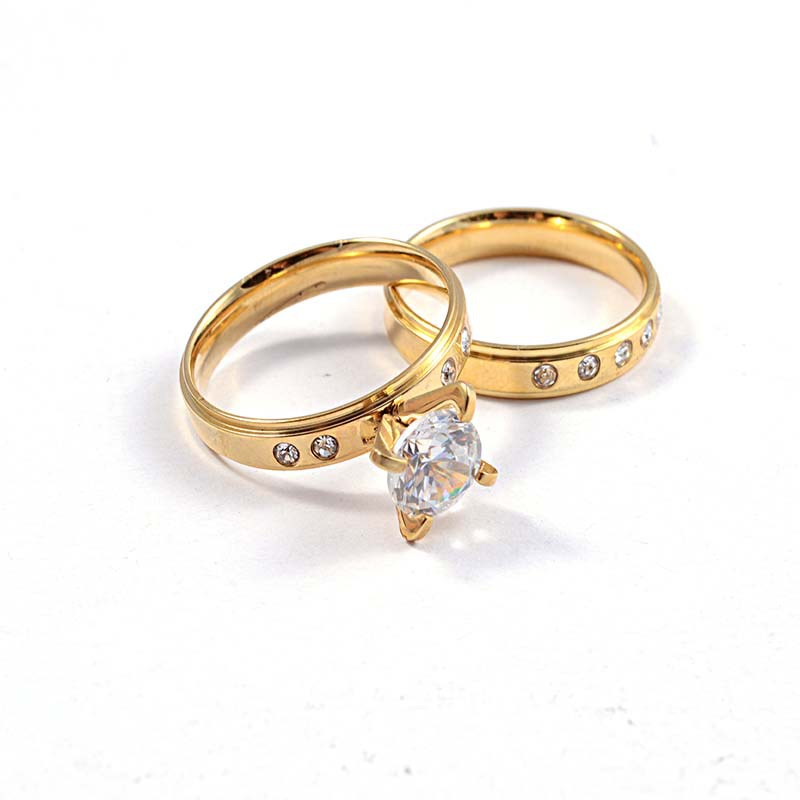 Cheap Goods From China New Products 2015 Engagement Ring(China (Mainland))