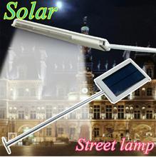12 led solar straßenlaterne lampen solarbetriebene panel led-sensor außenbeleuchtung Weg wand notlampe Sicherheit spotlicht(China (Mainland))