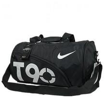 Brand Waterproof T90 Sport Bags Men's shoulder Bag Casual Backpacks Multi-function Travel Bags Barrel Purse Free Shipping(China (Mainland))