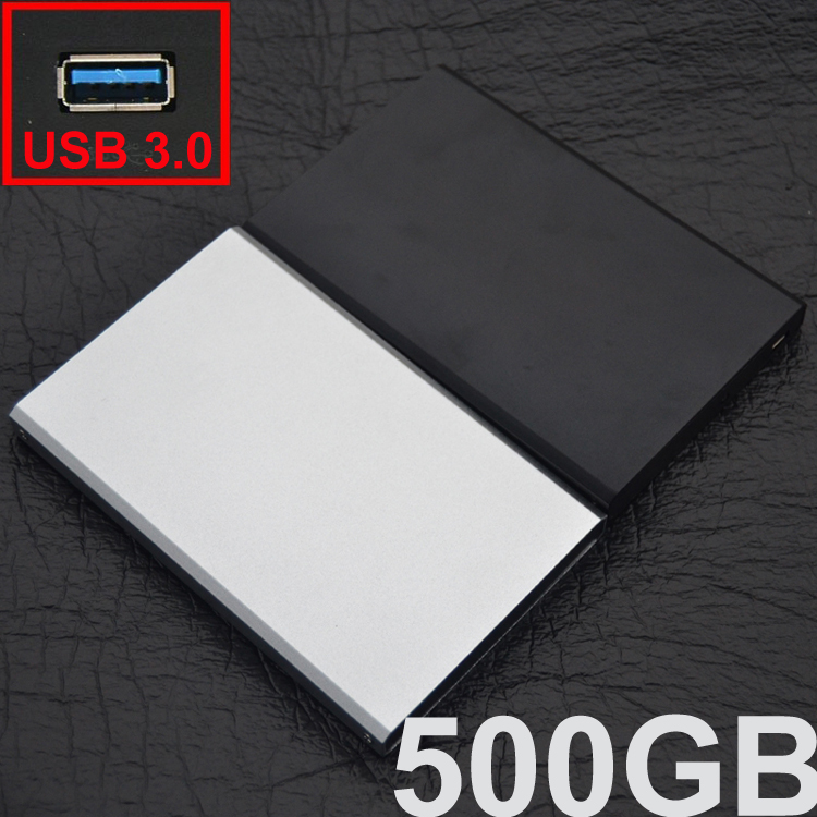 2015 Super Quality 500 gb external hard drive disk hd disco duro externo usb 3.0 hdd disque dur externe 500gb drives Hot Selling(China (Mainland))