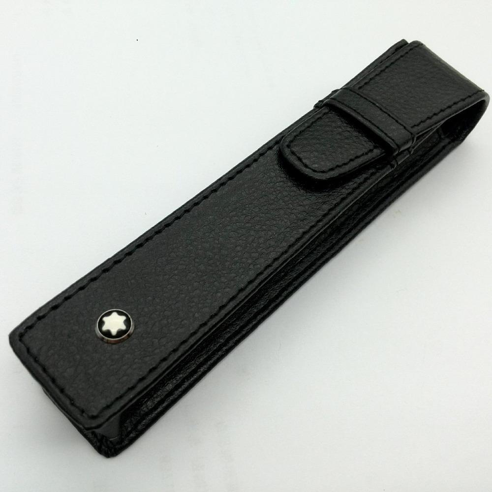 MB Good Quality Pen pouch Case gift Pen bag for roller ball pe/ fountain pen/ballpoint pen(China (Mainland))