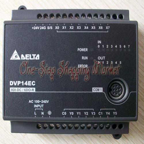 Original PLC module DVP14EC00T3<br><br>Aliexpress