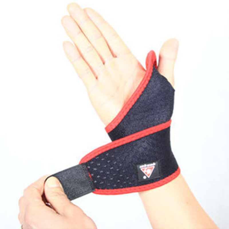 """15"""" Sport Safety Hand Straps Wraps With Wrist Support for Protection Hand Protection No-Slip Breathable Training Weight Lifting(China (Mainland))"""