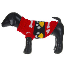 Buy Newest Cute Pet Dog Sweater Clothes XS S M L XL XXL- Puppy Coat Soft Warm Jacket Jamper for $2.23 in AliExpress store