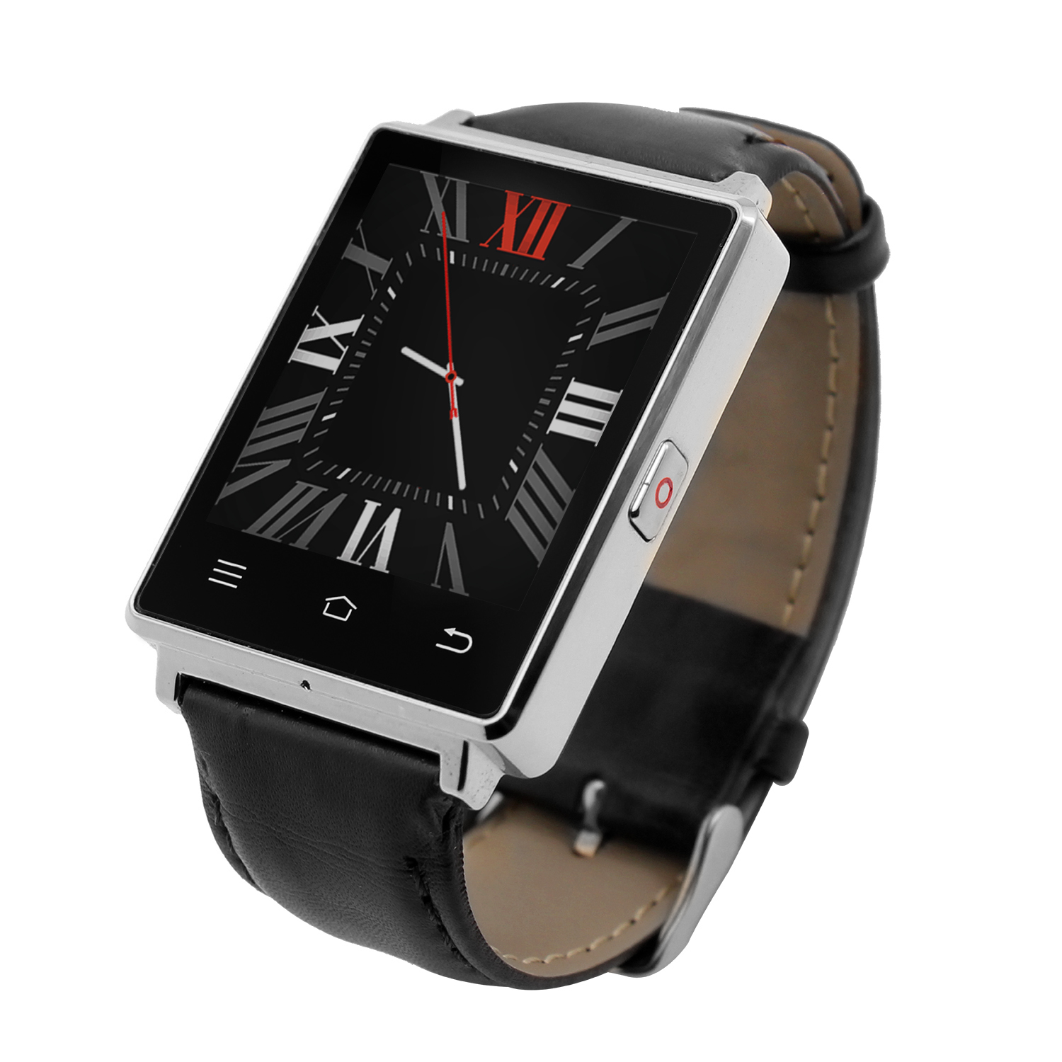 Bluetooth Smart Watches Andorid WIFI Heart Rate Monitor Smartwatch Health Wearable Devices for Android ISO iPhone with GPS(China (Mainland))