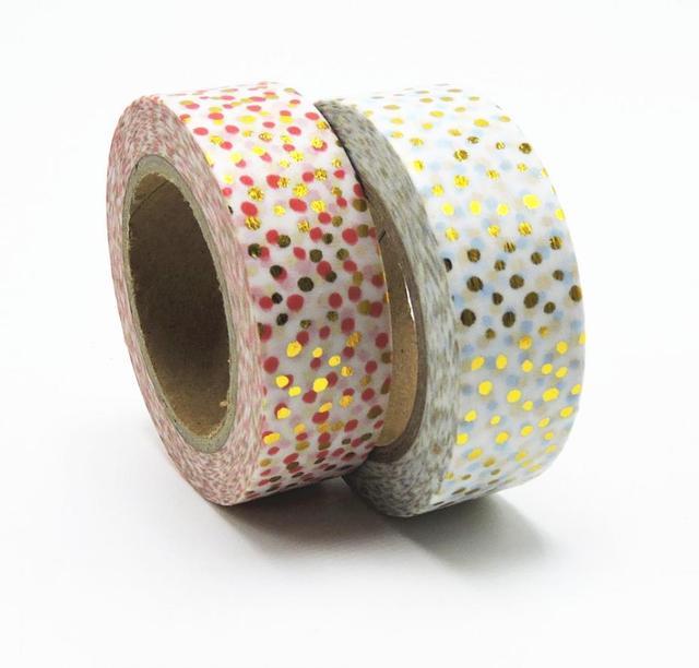 Kawaii Foil Washi Tape