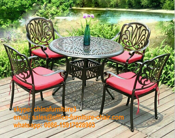 Patio Chairs Used Creativity