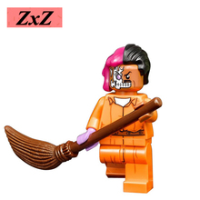 Buy ZXZ 10 Pcs/lot Two-Face Supervillains Mini Dolls Wholesale Super Hero Building Blocks Bricks Kids DIY Toys Hobbies PG 147 for $7.50 in AliExpress store