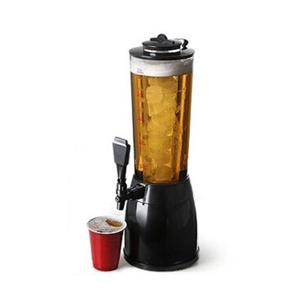 2.5L Ice Core Beer Dispenser Beverage Machine Ice Tube for Water Soft Drinks Juice Soda Water Free Shipping(China (Mainland))