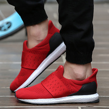 shoes woman 2016 lazy summer new styles hIgh quality casual flat shoes mens trainers breathable shoes zapatos hombre